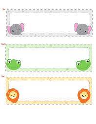 name cards for kids 2 printable name tagsprintable stickersfree