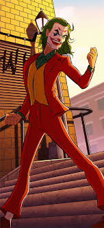 Joker Cartoon Wallpaper posted by ...