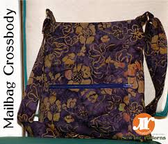 Mailbag crossbody pattern release. Get a free copy | Sewing-Bags ... & Mailbag crossbody pattern release. Get a free copy Adamdwight.com