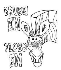 Small Picture Stunning Brushing Teeth Coloring Pages Gallery Coloring Page