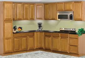 Oak Kitchen Pre Finished Raised Panel Oak Kitchen Cabinets