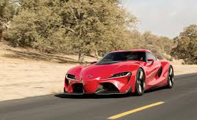 2018 toyota ft. brilliant 2018 2018 toyota sports car concept pictures  photo gallery and driver with toyota ft