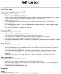 Good Hardware Store Resume Sales Associate Resume Resumesamples