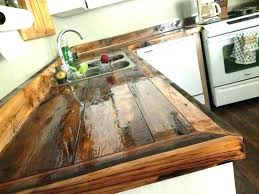 stain wood countertop sealing wood tchen in the best seal around sink wooden sealer food safe stain wood countertop