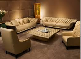 Leather sofa designs Turkish View In Gallery Luxurious Brown Leather Sofa And Chair Hgnvcom 10 Luxury Leather Sofa Set Designs That Will Make You Excited Hgnvcom