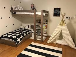 Floating loft bed Beds Bunk Custom Floating Bunk Bed Pinterest Custom Floating Bunk Bed Baby Land In 2019 Pinterest Bunk