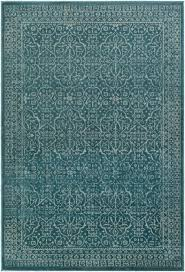 area rugs condron teal gray area rug