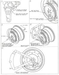 harley diagrams and manuals belt drive system · brakester installation instructions and diagram