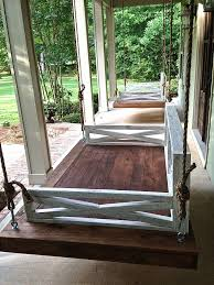 diy projects regarding size table amusing porch daybed 2 daybed porch swing cushions