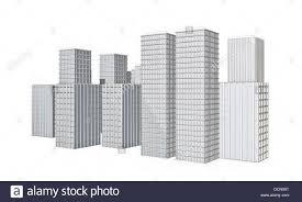 architectural drawings of skyscrapers. Exellent Skyscrapers Architecture Drawing Of Big City With Large Skyscrapers Inside Architectural Drawings Of Skyscrapers T