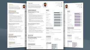 How To Make Professional College Cv Resume Template With Microsoft Word 2019