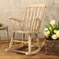 amazing old style wooden rocking chair 31