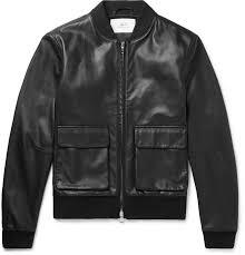 mr p leather er jacket