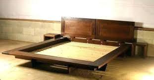 sunken bed frame. Unique Sunken Sunken Platform Bed Frame Design Floating  Plans   Throughout Sunken Bed Frame N