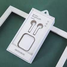 Tai nghe Bluetooth TWS MINIGOOD-gen 2 trắng Dùng được cho IOS và Android - Tai  nghe Bluetooth nhét Tai Nhãn hiệu Minigood