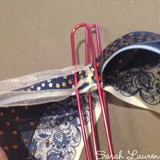 tailless cheer bow instructions 9