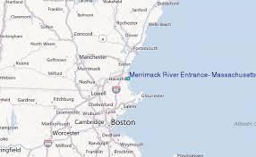 Merrimack River Entrance Massachusetts Tide Station