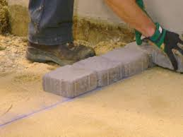 Laying Pavers For A Backyard Patio  HGTVHow To Install Pavers In Backyard