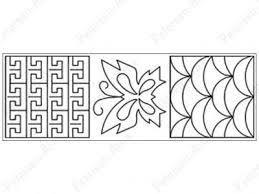 sashiko - Buscar con Google | САШИКО | Pinterest & Notion - Stencils - Mini Sashiko Designs 3 - Quilts n Calicoes Adamdwight.com