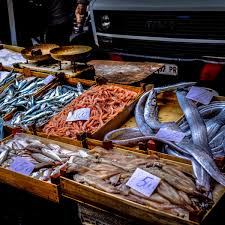 Seafood Market Business Names