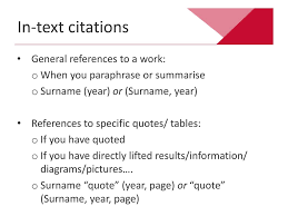 Referencing With Apa Harvard Ppt Video Online Download