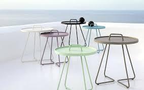 outdoor patio side table metal patio side table the elegant outdoor patio side tables ideas side