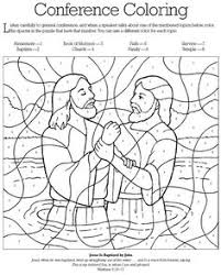 Small Picture LDS Coloring Book Pages family coloring page LDS Lesson Ideas