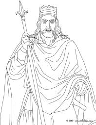 Emperor Napoleon The 1st Coloring Pages Hellokids Com