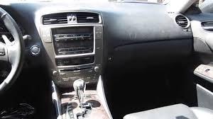 2007 lexus is 250 interior. Plain 2007 2007 Lexus IS250 Gray  STOCK 040219 Interior In Is 250