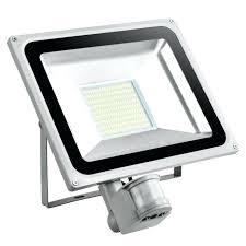 sensor flood light led motion sensor flood light outdoor cool white garden security lamp sensor flood