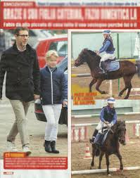 FOTO : Fabio Fazio con la moglie Gioia Selis e i figli Caterina e Michele  (Nuovo)