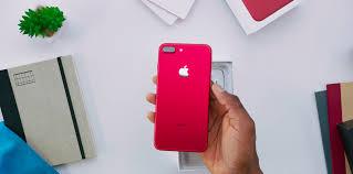 Apple iPhone 7 128GB Rood - Specificaties - Tweakers