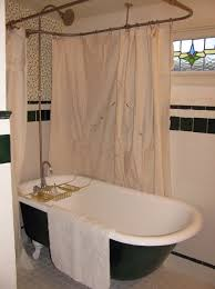 shower curtain size for clawfoot tub. shower curtain size chart memsaheb net for clawfoot tub l