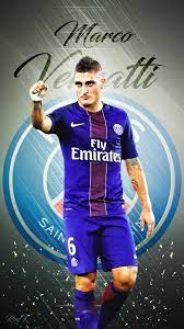 PSG Marco Verratti Phone Wallpapers - Wallpaper Cave