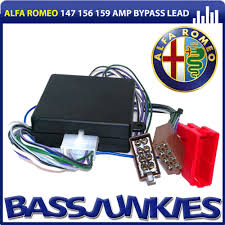autoleads alfa romeo 156 pc9 419 iso bose system radio wiring autoleads alfa romeo 156 pc9 419 iso bose system radio wiring harness adaptor