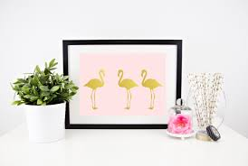 flamingo print pink tropical wall art rose gold flamingo poster animal wall art on rose gold wall art ebay with flamingo print pink tropical wall art rose gold flamingo poster
