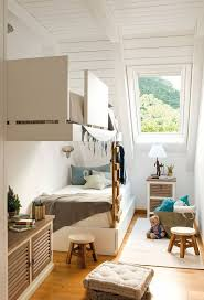 Image Small Bedroom Ideas Oak Furnitureland Childrens Bedrooms In Small Spaces By Jen Stanbrook The
