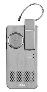 Solar Bt Headset Carkit Hbm 810 Lg Mobile Accessory Mypjt