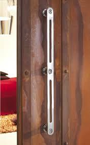 duplex for heavy door panels