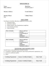Simple Resume Format Fascinating Simple Resume Format Sample For Students Resume And Menu