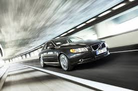 2010 Volvo V70 And S80 DRIVe Review - Top Speed