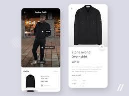 Outfit Design App Clothes Recognition App By Purrweb Ux