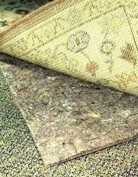 rug pads home depot non slip waterproof pad best to protect hardwood floors area for