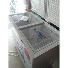 Tủ đông Hòa phát 2 ngăn đông và mát 240 lít