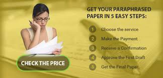 Paraphrase Essay with Ease Paraphrasing Online