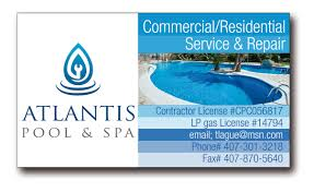 Pool Service Business Cards. Card Design By Ernestsegovia For  Commercial/residential Pool/ Affashion