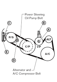 2003 2007 nissan murano v6 3 5l serpentine belt diagrams above is a diagram for replacing your serpentine belt for a 2003 2007 nissan murano a v6 3 5l engine