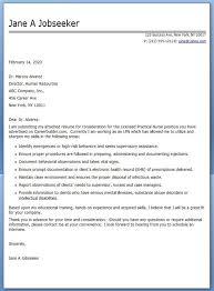 Cover Letter For Lpn Resume