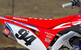 throttle jockey 2017 team honda seat cover