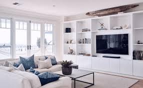 ideal height for placing tv set sada